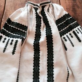 Крой и пошив украинских вышиванок