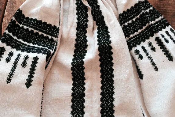 Курс кроя и пошива украинской сорочки вышиванки